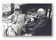 Julius Springer Jr, und T?njes Lange ? Springer