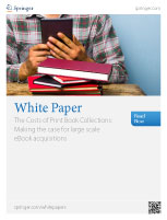 Cost of Print Book Collections White Paper