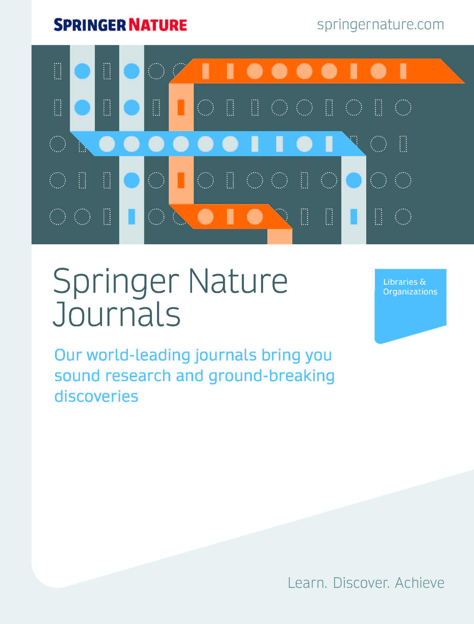SpringerNature Overview
