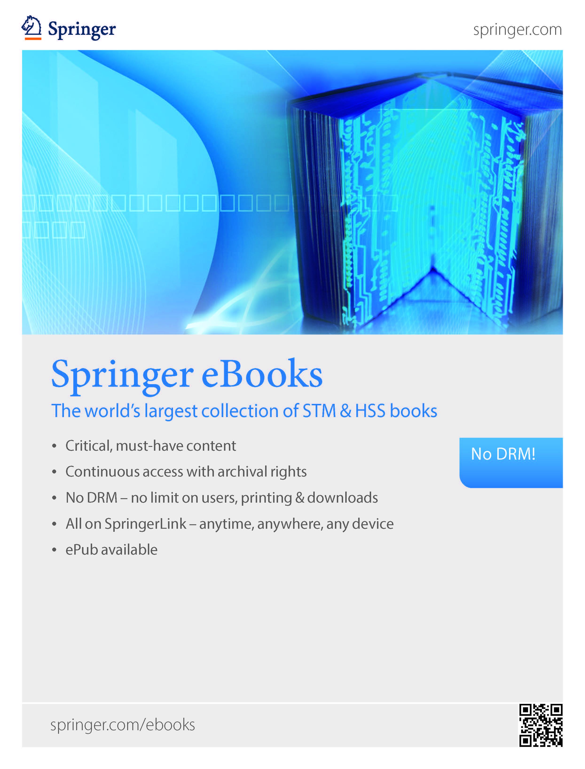 Springer eBook