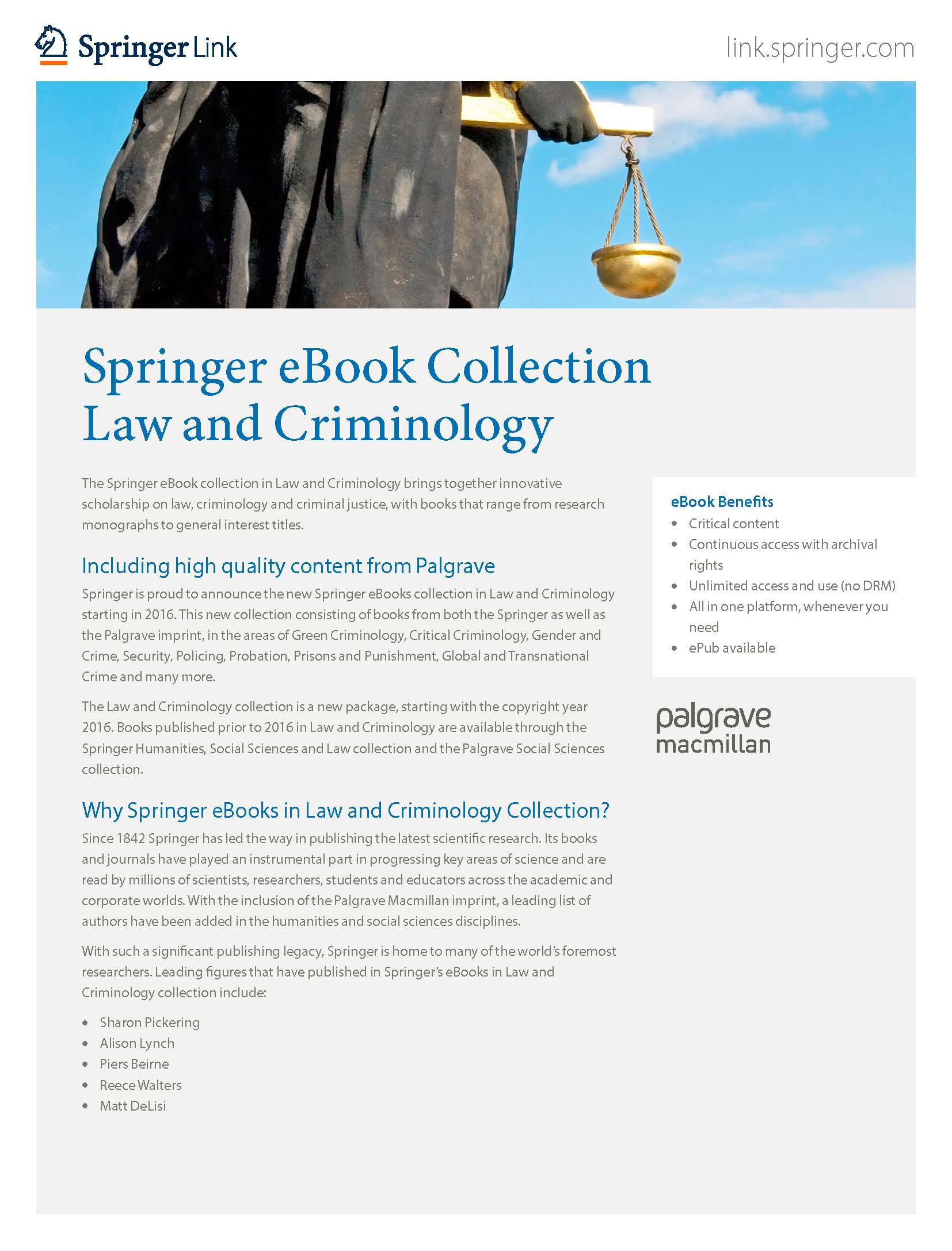 eBooks collection Literature, Cultural and Media Studies
