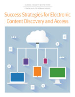 Success Strategies for Electronic Content Discovery and Access