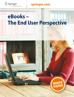 eBooks: The End User Perspective