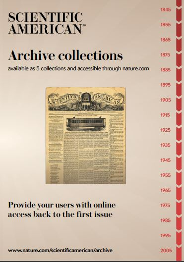 Scientific American Archives collections