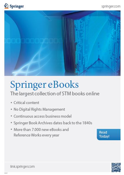 Springer eBooks