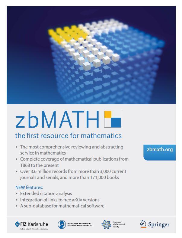 zbMATH brochure