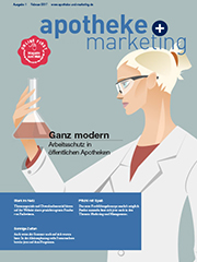 Cover Apotheke_und_Marketing © Springer