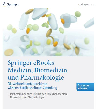 Springer eBooks-Kollektion Medizin