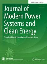 Journal of Modern Power Systems and Clean Energy - SpringerOpen