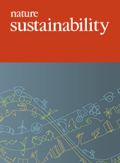 Nature Sustainability brochure