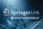 Bannière SpringerLink