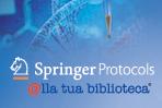 SpringerProtocols banner per il web