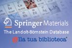SpringerMaterials banner per il web