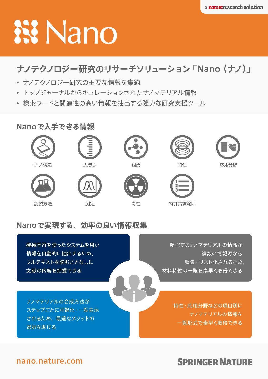 Nano パンフレット