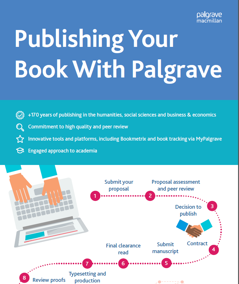 Publishing Your Book With Palgrave!