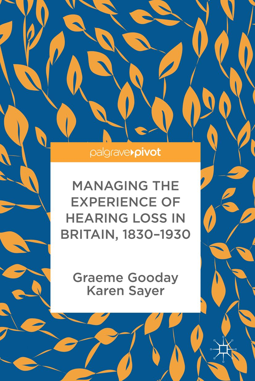 Book_Managing the Experience of Hearing Loss in Britain