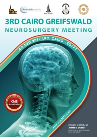 3rd Cairo Greifswald Neurosurgery Meeting