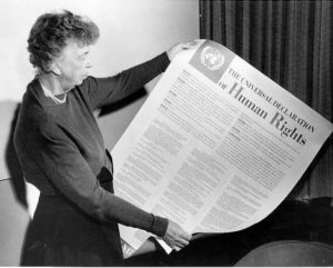 Human Rights Day Declaration Image