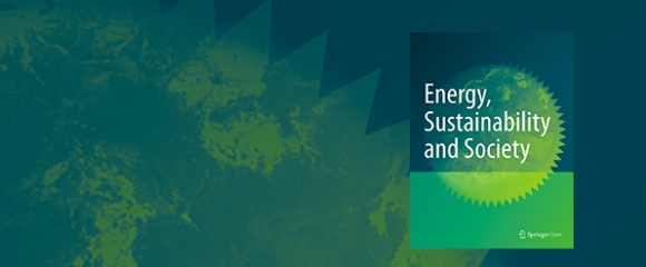 Energy, Sustainability and Society - SpringerOpen