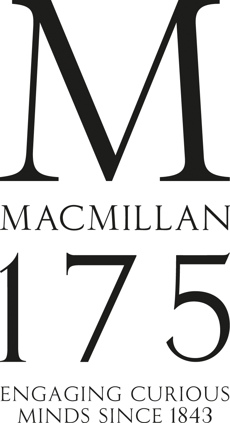 Macmillan 175 Logo with Line New Black