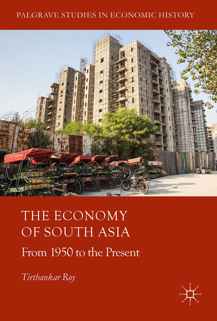 P_Roy_The Economy of South Asia