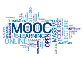 MOOC word cloud © Web Buttons Inc/Vedi portfolio
