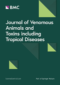 Journal of Venomous Animals and Toxins including Tropical Diseases