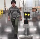 Multiple player detection and tracking method using a laser range finder for a robot that plays with human - ROBOMECH Journal