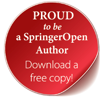 Download the SpringerOpen Author Badge