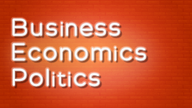 Business, Economics & Politics © Springer