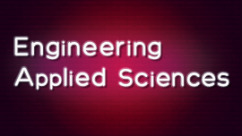 Engineering & Applied Sciences © Springer