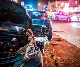 Car crash © GummyBone / Getty Images / iStock