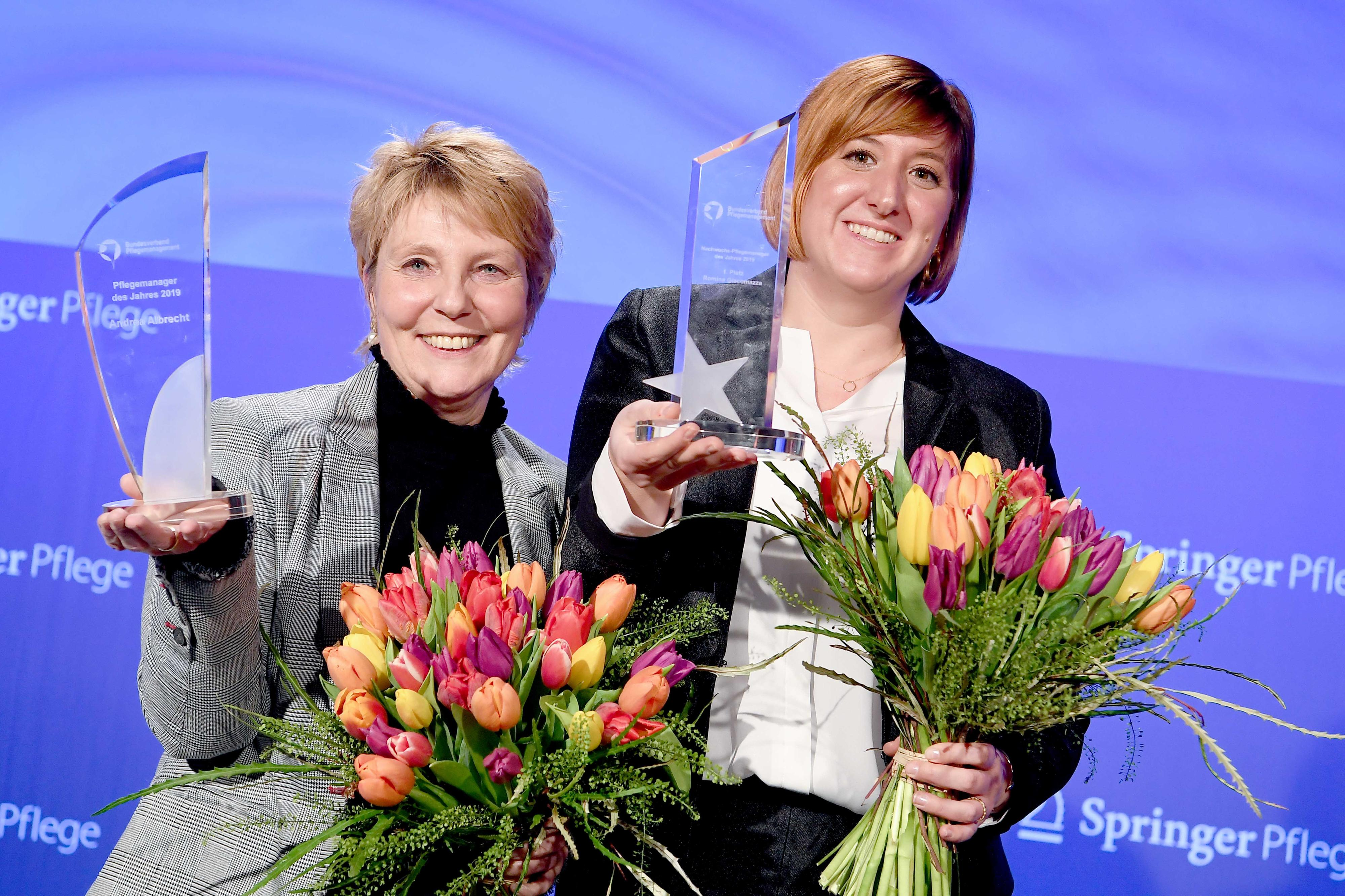 Management Award ©  Britta Pedersen_Springer Pflege