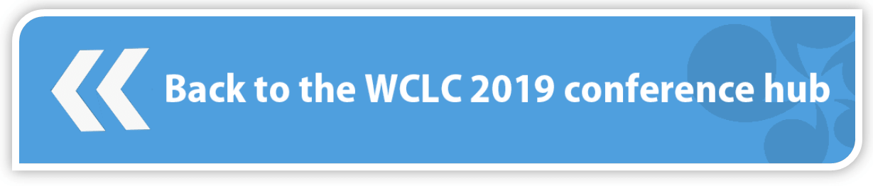 Back to the WCLC 2019 conference hub