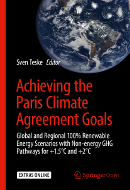 Achieving the Paris Climate Agreement Goals