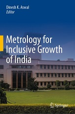 Metrology for Inclusive Growth of India_cover