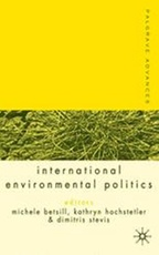 Palgrave Advances in International Environmental Politics