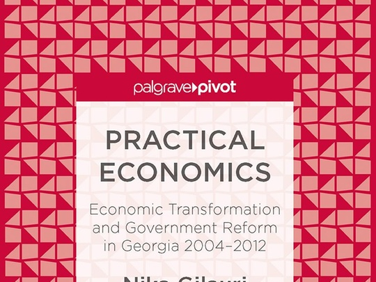 Practical Economics with Nika Gilauri
