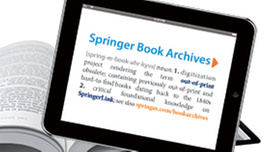 Springer Book Archives