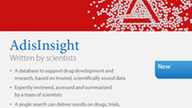 AdisInsight brochure