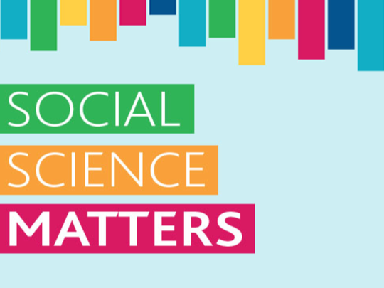 Social Science Matters campaign